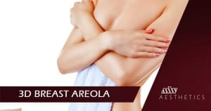 3d breast areola reconstruction