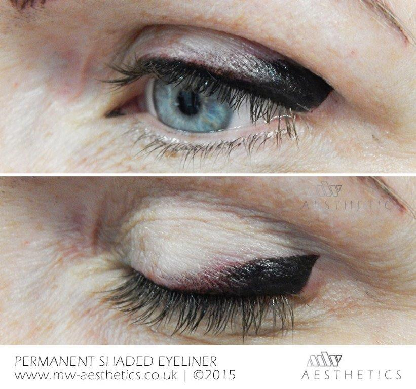 shaded eyeliner tattoo