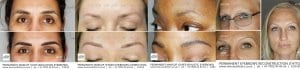 permanent eyebrow tattoo