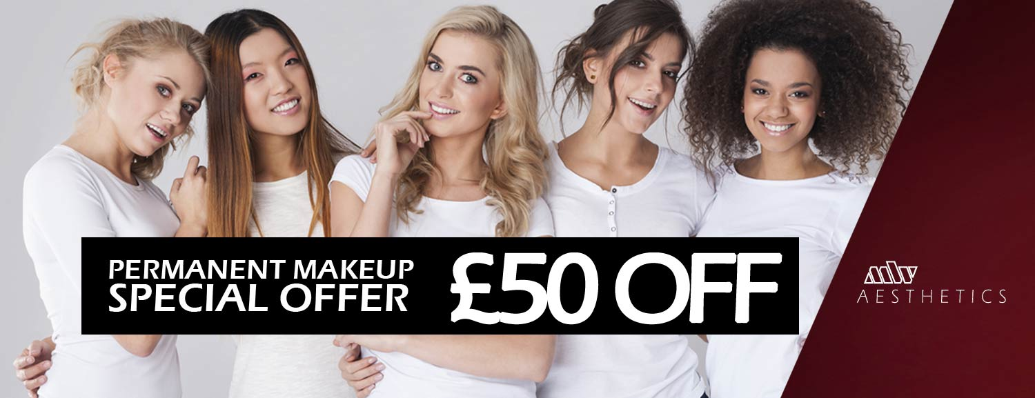 permanent makeup special offer