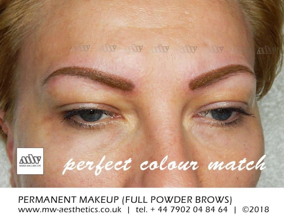 Semi Permanent Eyebrows | MW Aesthetics