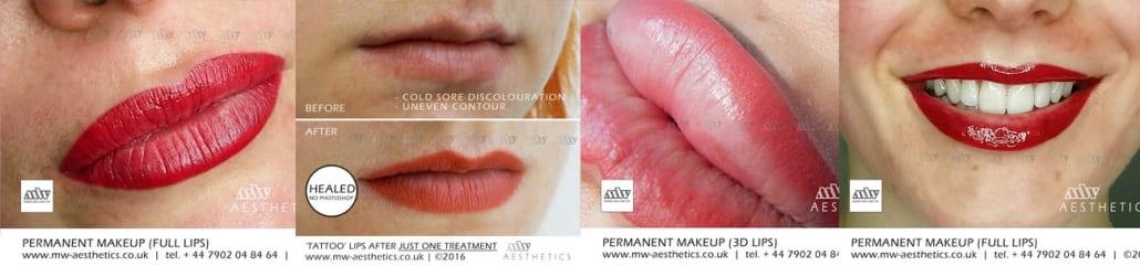 Permanent Makeup London | MW Aesthetics