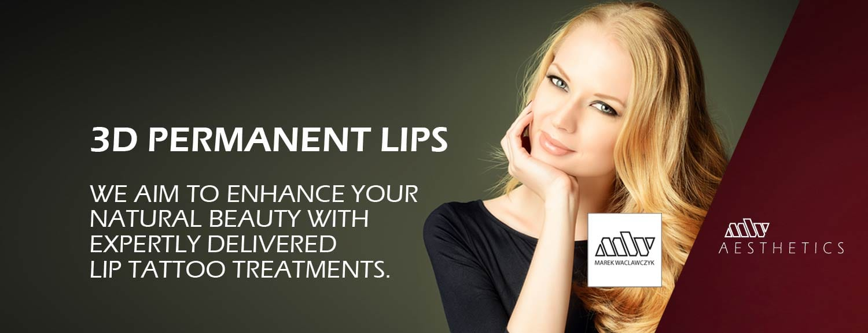 permanent lips